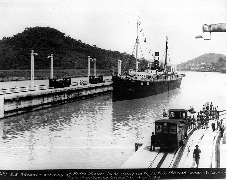 Image Source: US Library of Congress & Canalmuseum.comWork Anniversary Images