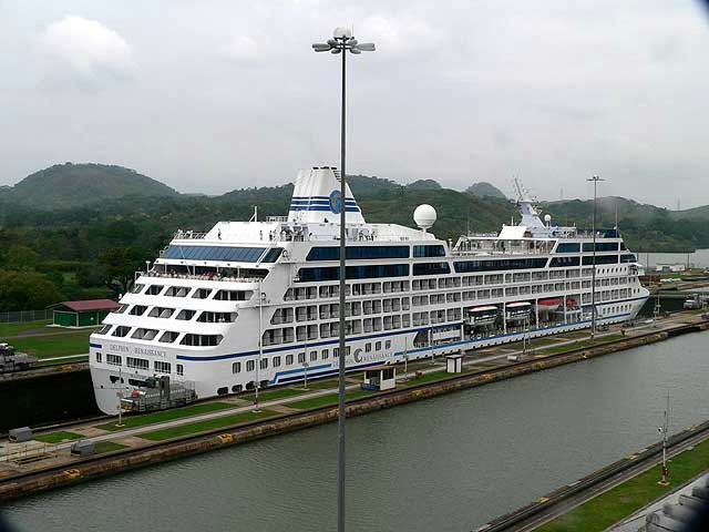Panama Canal Cruises Rccl