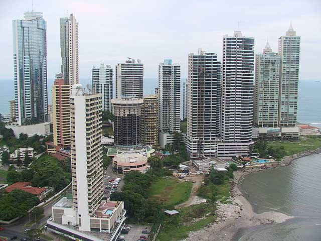 Panama City - Paitilla