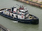 Panama Canal Tugboats